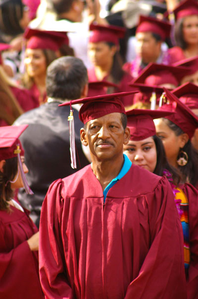 San Diego Continuing Education (SDCE) honored more than 1,100 graduates ...