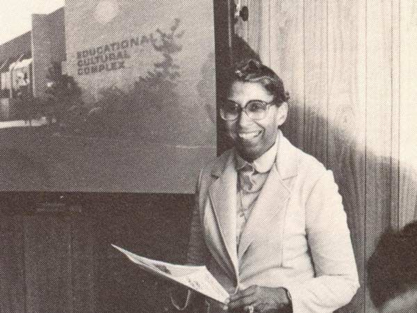 President Lillian Beam