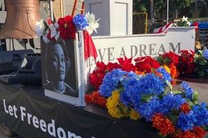 SDCE MLK FLOAT