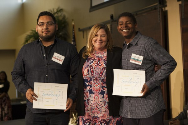San Diego Continuing Education's Career and College Bound Students Receive Scholarships at Stars on the Rise Ceremony