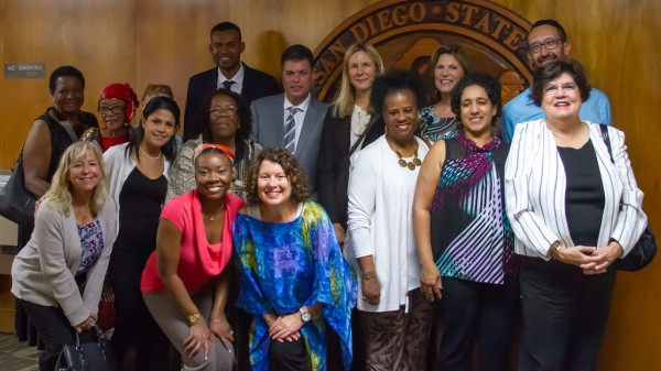 City Council Proclaims August 28 as San Diego Continuing Education Day