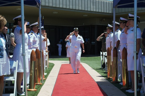 LCDR Sheree Scott Honored during 2019 Retirement Ceremony at Camp Pendleton, CA
