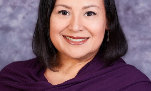 Star Rivera-Lacey, Ph.D., San Diego Continuing Education's Vice President of Student Services has been named a 2020-21 Aspen Rising Presidents Fellow