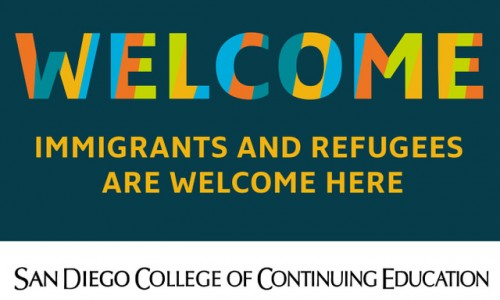 Immigrants and Refugees achieve American Citizenship through free classes at SDCCE