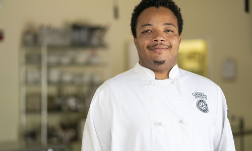 Formerly Incarcerated Student Deon Winters Pursues Culinary Arts at San Diego Continuing Education